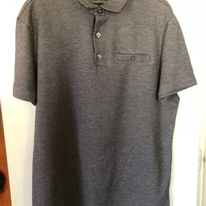 Mens Banana Republic Luxury Touch Slim Fit Polo